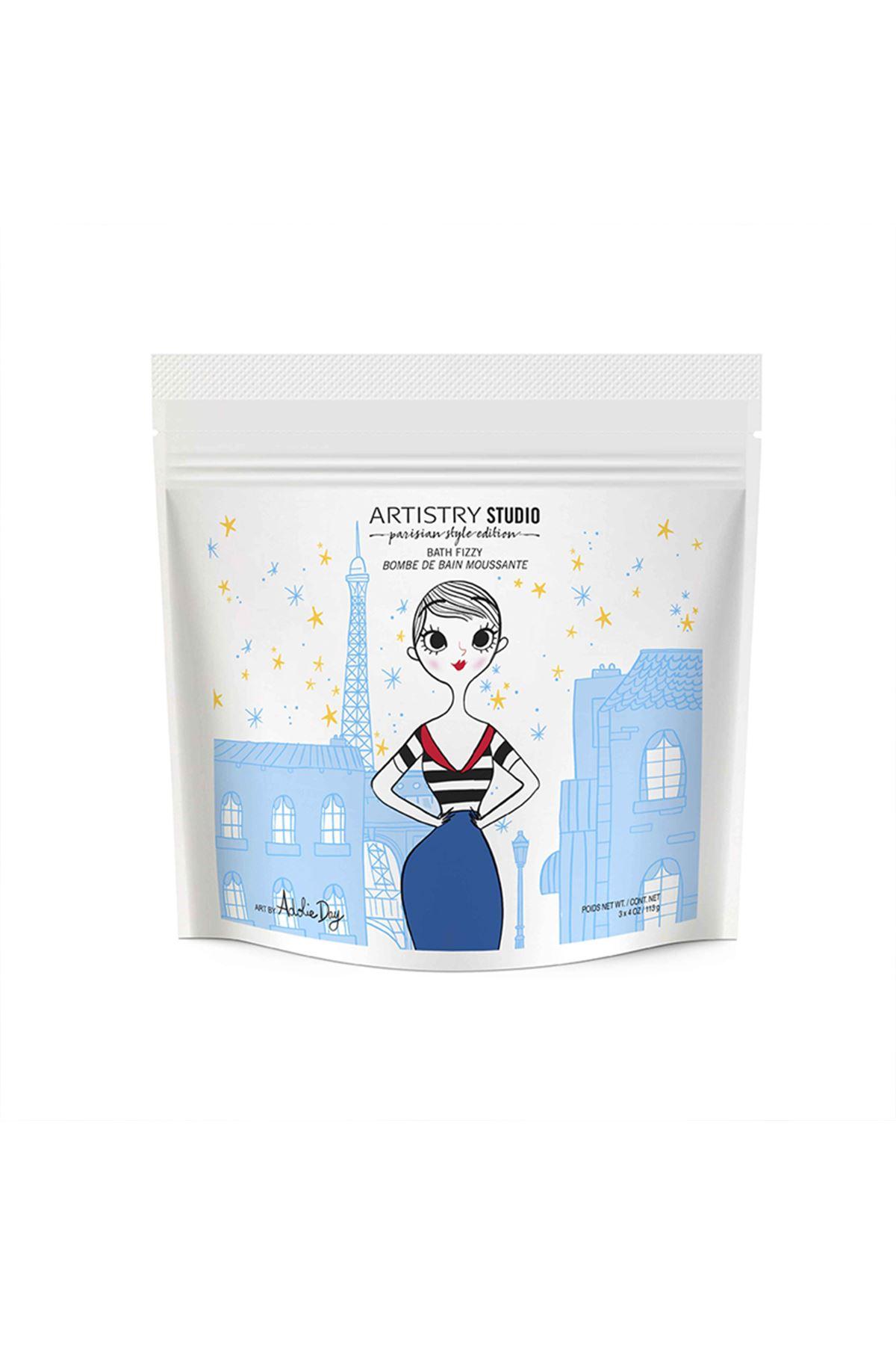 Banyo Köpük Topu ARTISTRY STUDIO™ Parisian Style Edition