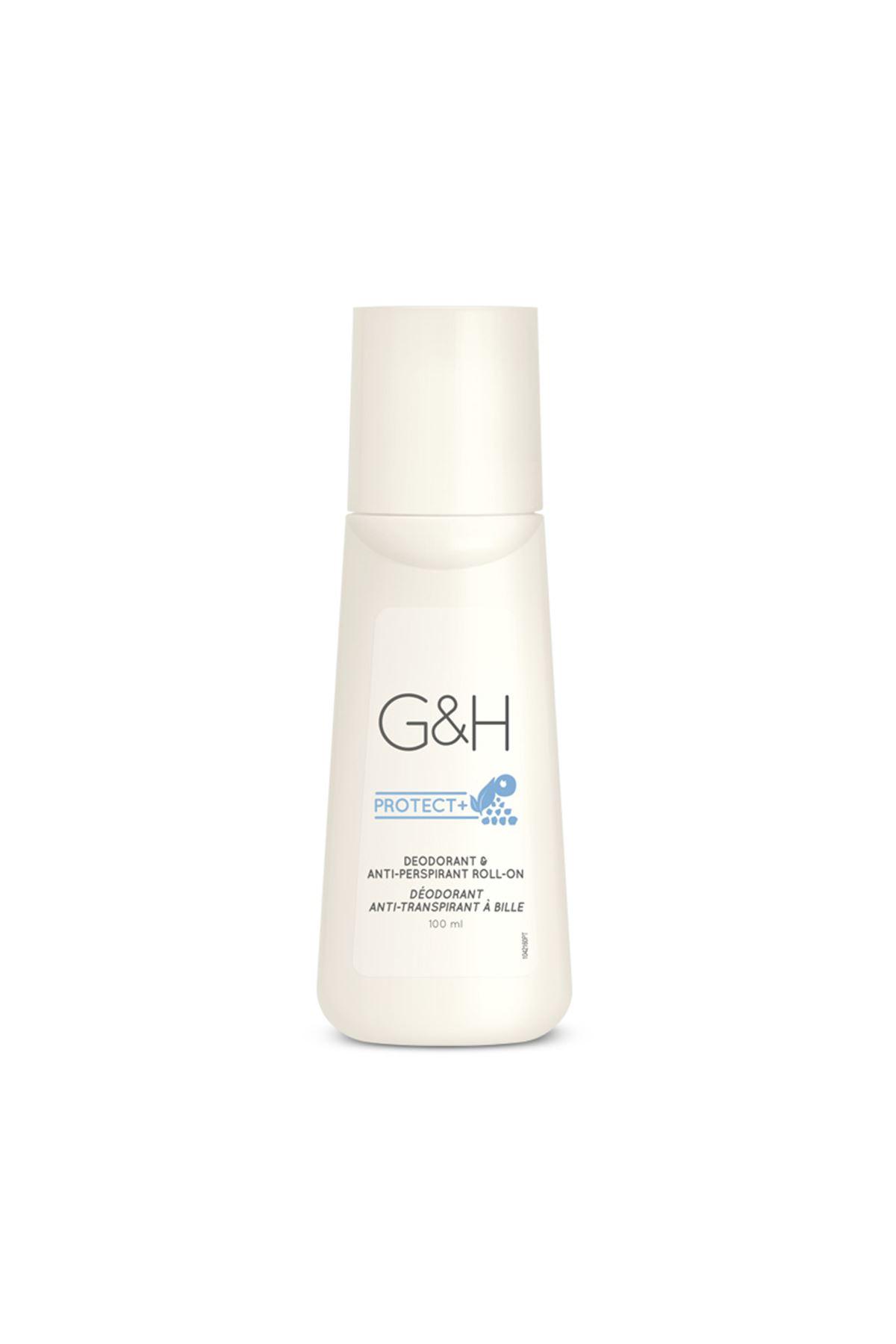 Terlemeye Karşı/Koku Giderici Roll-On Deodorant - G&H PROTECT+™