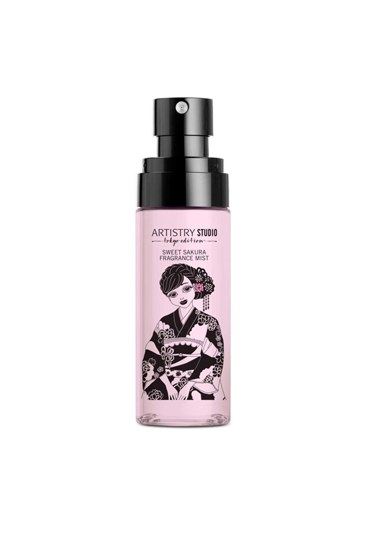 Kiraz Çiçeği Aromalı Vücut Spreyi ARTISTRY STUDIO™ Tokyo Edition