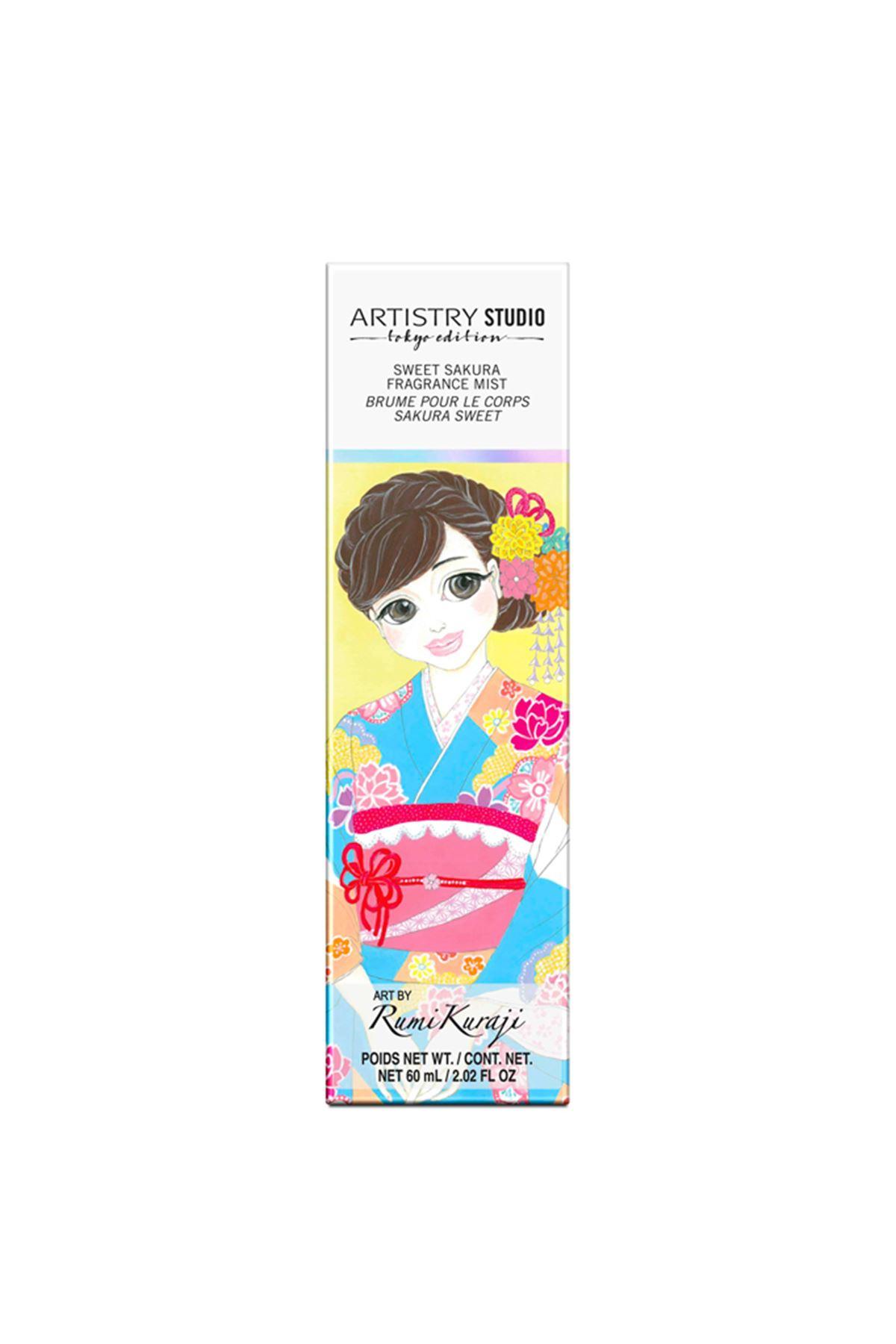 Ferahlatıcı Vücut Spreyi ARTISTRY STUDIO™ Tokyo Edition