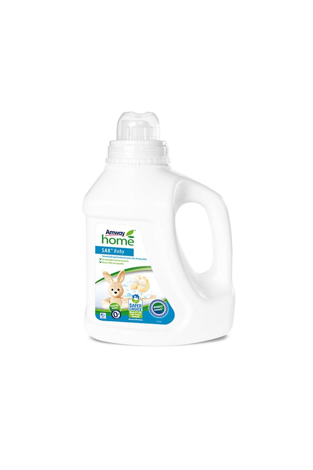 SA8™ Baby Konsantre Sıvı Çamasır Deterjanı AMWAY HOME™