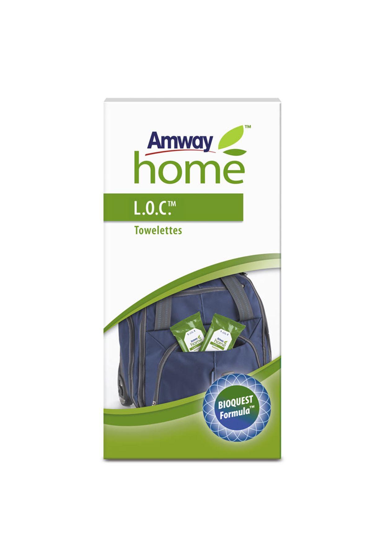 Islak Mendiller AMWAY HOME™ L.O.C.™