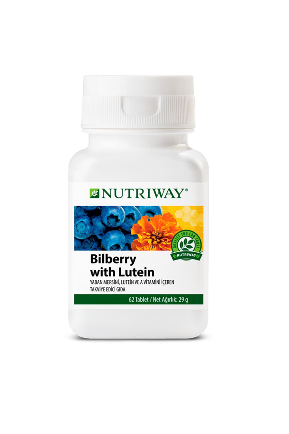 Bilberry with Lutein NUTRIWAY™