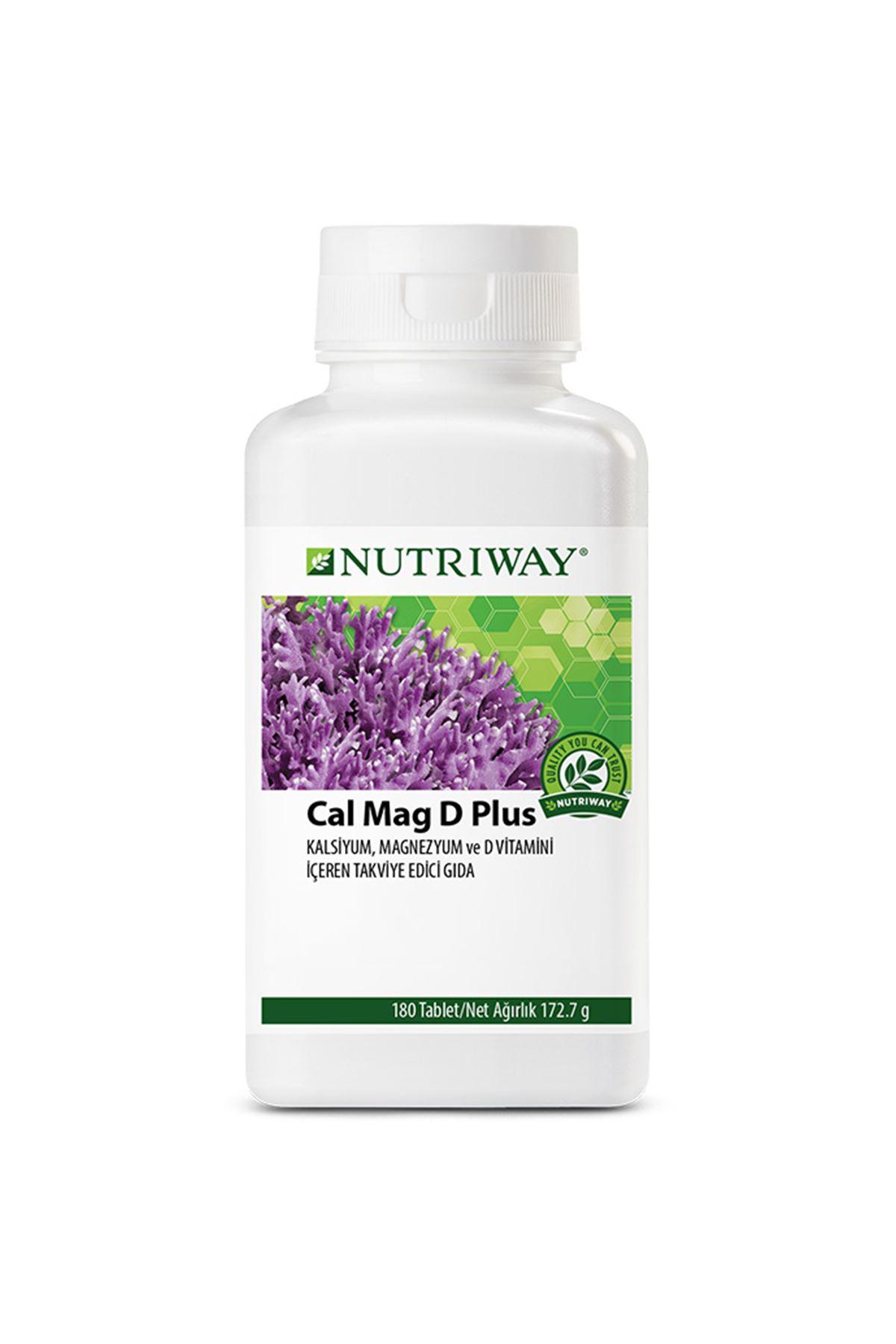 Calcium Magnesium D Plus NUTRIWAY™