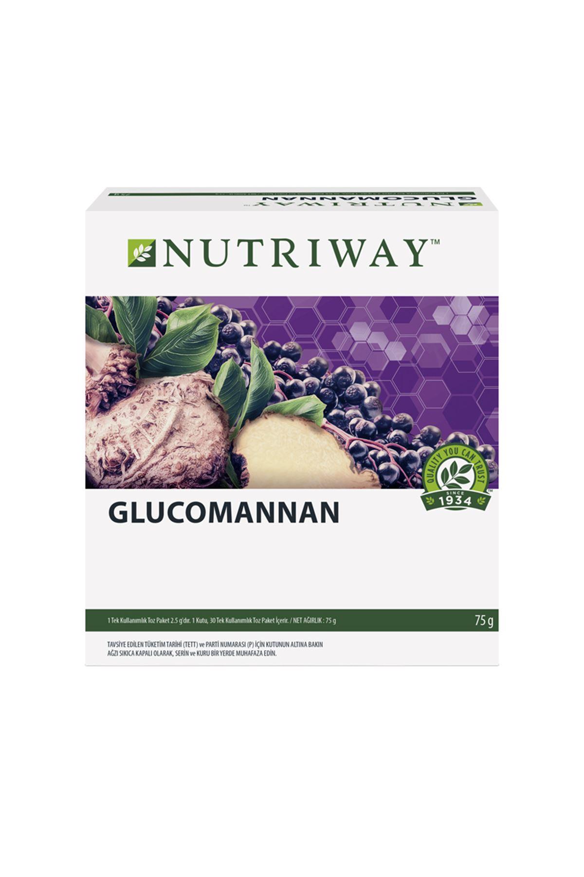 Glucomannan NUTRIWAY™